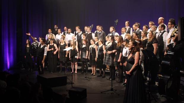 Coro de Nueva Zelanda que interpreta este mes una canción en guanche
