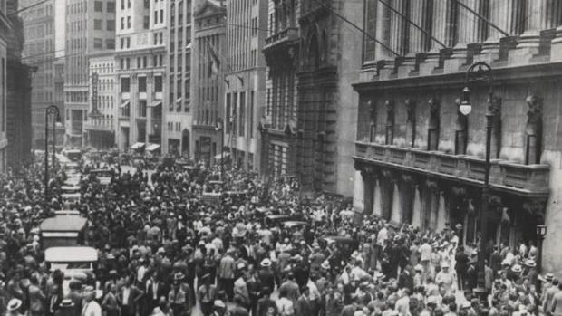 La Bolsa de Nueva York en los años de presencia de Luis Suárez Galván