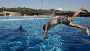 Las piscinas de Madrid estrenan su temporada de verano
