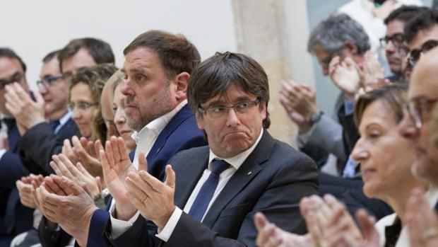 Puigdemont, en una imagen de archivo