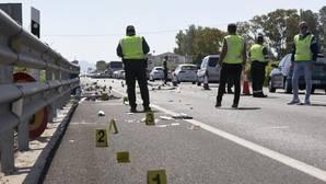 Una conductora ebria arrolla a seis ciclistas en la localidad tarraconense de Riudoms