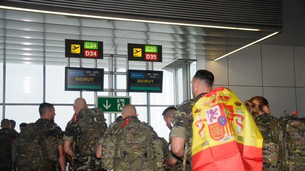 Despedida en el Aeropuerto de Gran Canaria