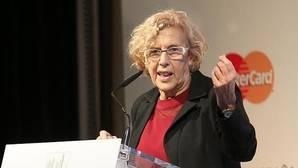 Carmena hace caja con el independentismo: 3.000 euros por acoger a Puigdemont