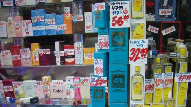 Poco a poco se han ido especializando en perfumería