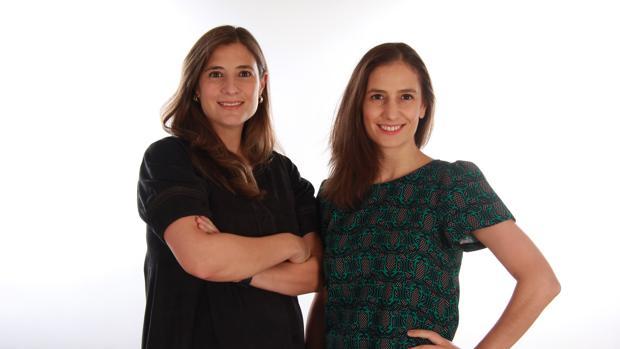 Ana Olmos y Estefanía Olmos, fundadoras de Fabulist Travel