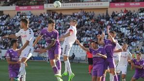 Albacete-Real Madrid Castilla, disputado este último domingo