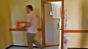 Imagen de uno de los centros de menores que el Consell ha decretado el cierre por sus condiciones