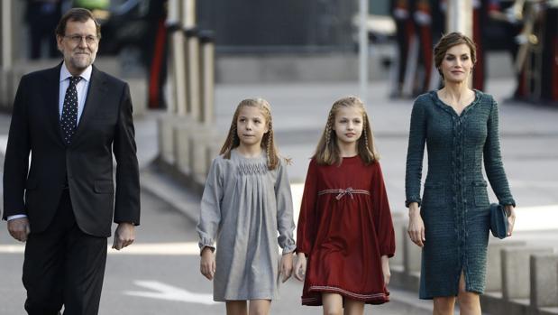 Primera Comunión de la Infanta Sofía