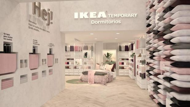 Ikea abrirá una tienda efímera en plena «Milla de oro»