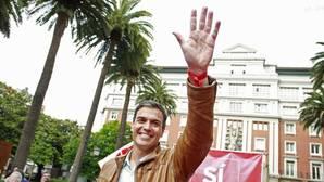 Pedro Sánchez, este lunes en La Coruña