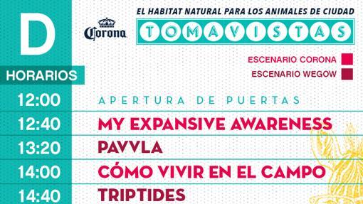 Agenda de conciertos del 19 al 21 de mayo en Madrid