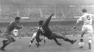 Medio siglo sin rastro de la selección española en San Mamés