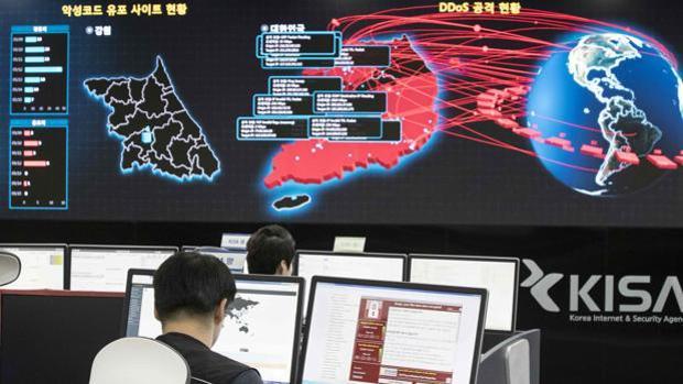 El Gobierno destaca el trabajo «espectacular» del Incibe ante el ciberataque masivo