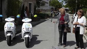 ECooltra: así son las nuevas motos eléctricas de alquiler en el centro de Madrid