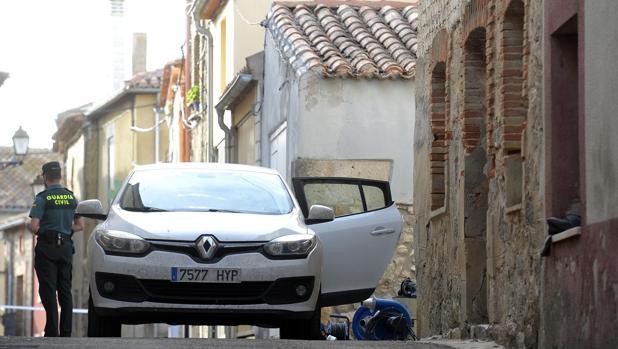 La Guardia Civil mantiene la investigación abierta y ha extremado las medidas de seguridad en Villafruela