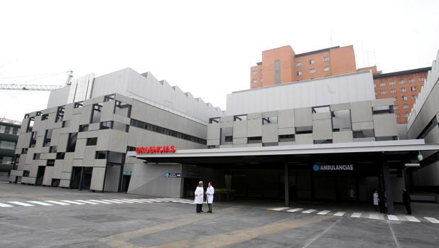 Acceso a Urgencias en el Hospital Clínico de Valladolid