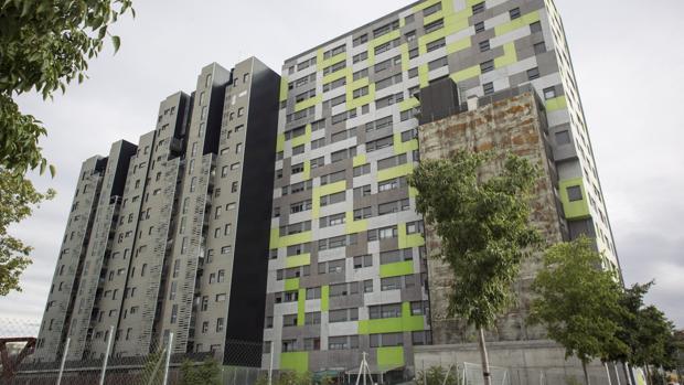 Edificio de viviendas en Méndez Álvaro