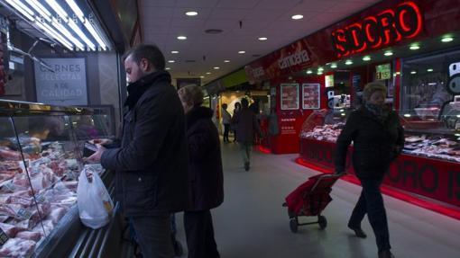 El aspecto del renovado mercado de Ventas