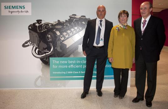Siemens reafirma su apuesta por la industria española y fabricará en Guipúzcoa su nueva gama de motores