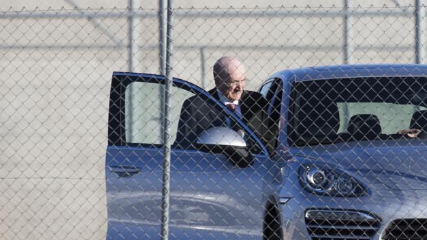 El abogado de Granados, tras visitar a su cliente en la cárcel de Estremera el jueves