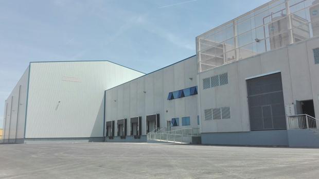 Imagen de las nuevas instalaciones de Helados Estiu