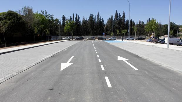 Dos nuevas calles en Santa Teresa