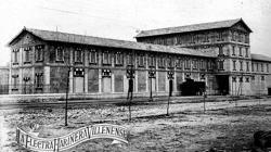Anuncio de la compañía francesa en la prensa de Toledo de principios de siglo XX