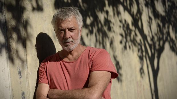 Adolfo Fernández posa para ABC