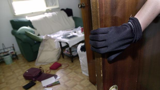 Los robos en viviendas en la Comunidad de Madrid caen un 30,4% hasta marzo