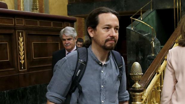 Pablo Iglesias será el candidato alternativo en su moción de censura