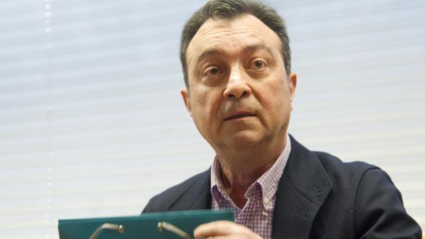 Manuel Cobo, en una imagen de archivo