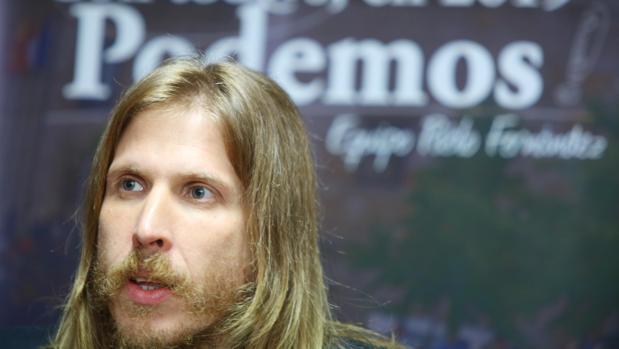 Pablo Fernández, el actual secretario general de Podemos en Castilla y León, ha sido reelegido para el cargo