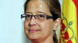 La directora general de Universidades de la Consejería de Educación, Pilar Garcés