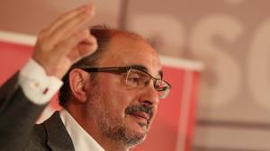 Javier Lambán, presidente de Aragón y líder regional del PSOE