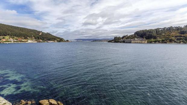 Vista de la ría de Ferrol, que se beneficiará de parte de las ayudas del plan Edusi notificadas ayer