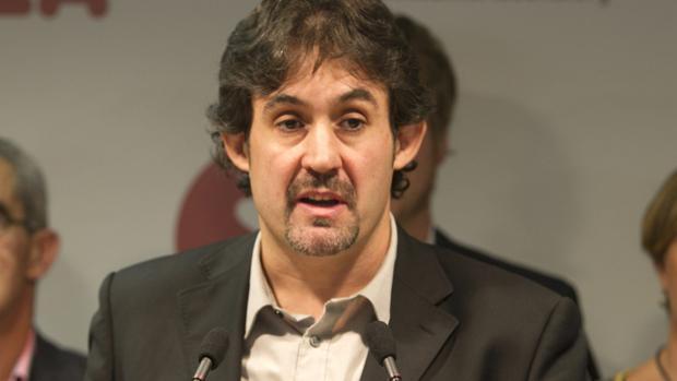 El portavoz de EH Bildu Pello Urizar
