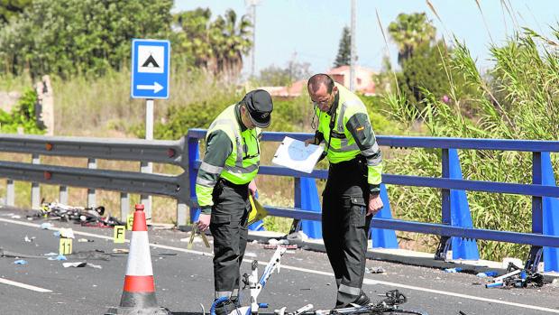 Hemeroteca: Uno de los ciclistas heridos en al accidente de Oliva sale de la UCI 19 días después del atropello | Autor del artículo: Finanzas.com