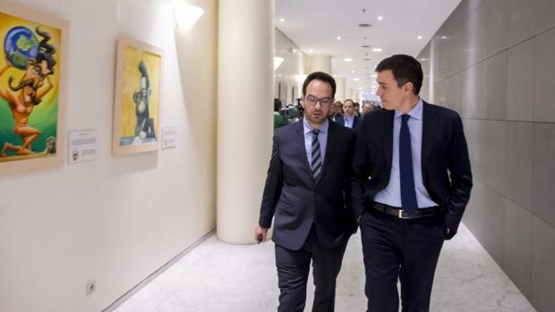 Hemeroteca: El secretario general pide a Hernando que continúe en la dirección hasta junio | Autor del artículo: Finanzas.com