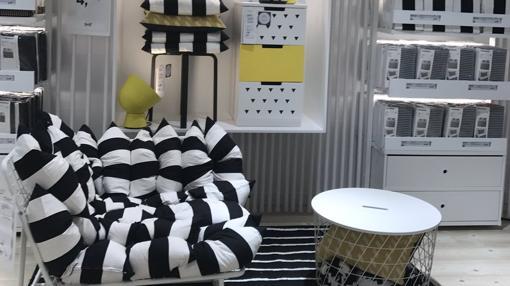 As es la tienda ef mera de ikea en la milla de oro - Ikea espana catalogo ...