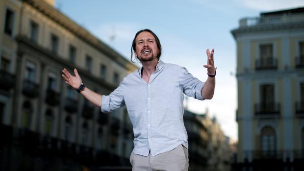 Hemeroteca: Pablo Iglesias asume el referéndum como una «movilización legítima»   Autor del artículo: Finanzas.com