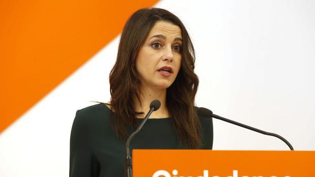 Hemeroteca: Inés Arrimadas, candidata de Ciudadanos a la Generalitat | Autor del artículo: Finanzas.com