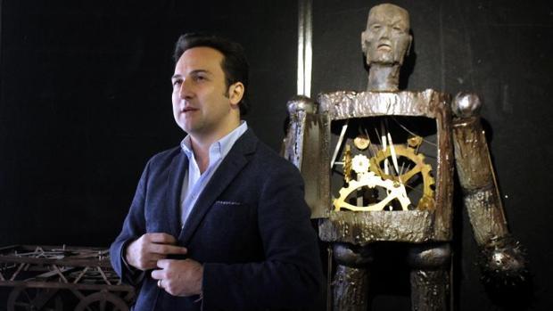 Iker Jiménez, en Toledo: «Me da mucho más miedo la actualidad»