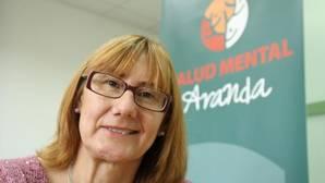 La vicepresidenta de Salud Mental Castilla y León, Elena Briongos