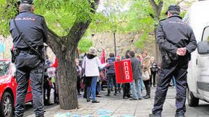 Los sindicatos están estudiando «medidas conjuntas de presión»