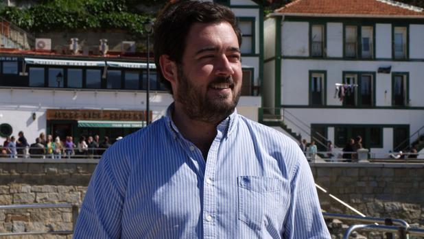 El presidente de NN.GG. de Vizcaya, Nacho Toca