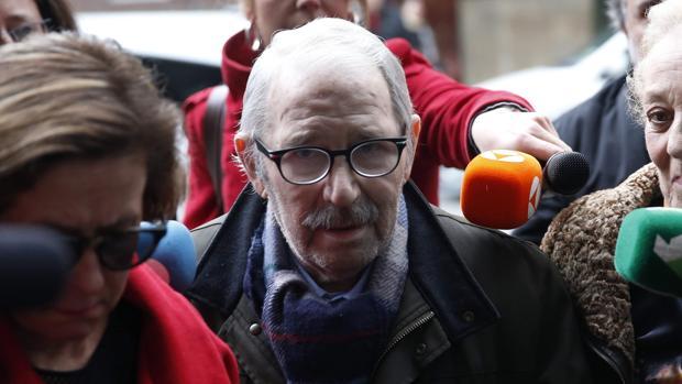 José Ángel Fernández Villa, en una imagen de archivo