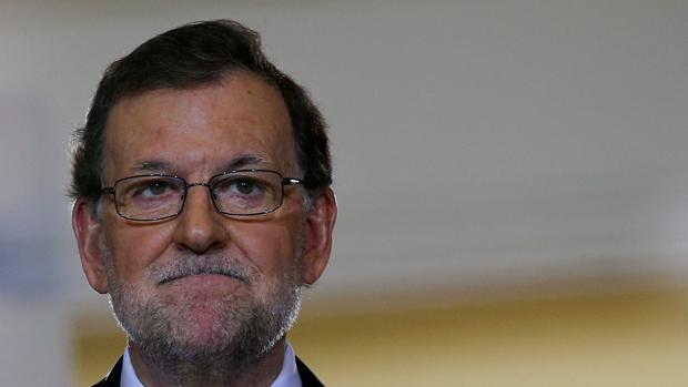 Una imagen de archivo del presidente del Gobierno, Mariano Rajoy