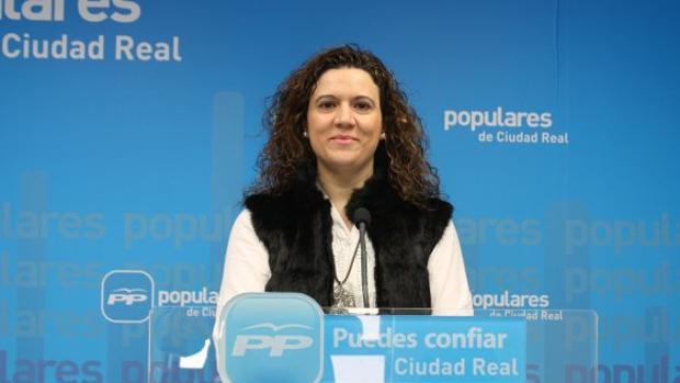 Maribel Mansilla, la nueva alcaldesa de Agudo (Ciudad Real)