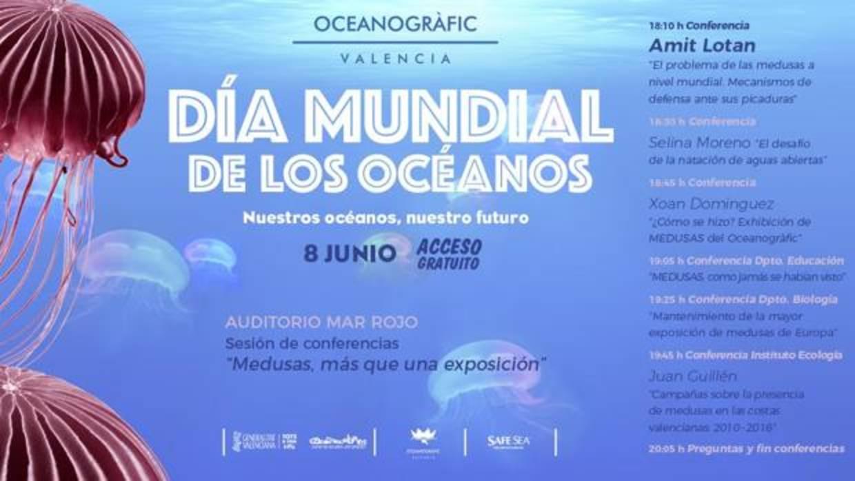 El oceanogr fic organiza un ciclo para explicar la for Promociones oceanografic