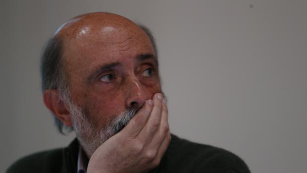 Francisco Etxeberria, en una imagen de archivo